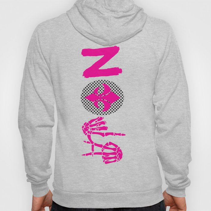 TO LIVE AND DIE IN NEW ORLEANS LADIES EDITION Hoody