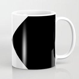 GEOMETRY (BLACK & WHITE) Coffee Mug
