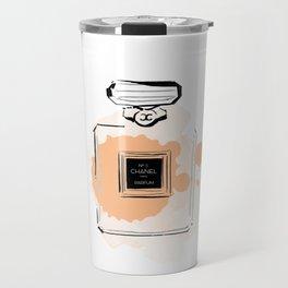 Orange perfume #3 Travel Mug