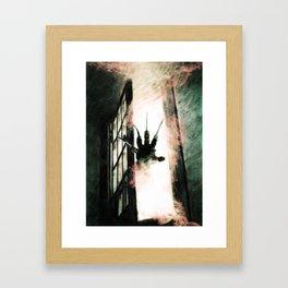 Never Sleep Again Framed Art Print
