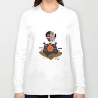 childish gambino Long Sleeve T-shirts featuring Childish Gambino by BBAE2