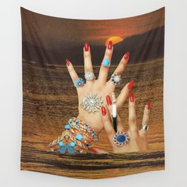 Non-Renewable Brats Wall Tapestry