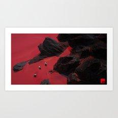 STYX #2 Art Print