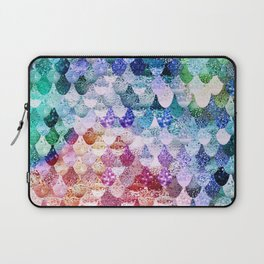 REALLY MERMAID FUNKY Laptop Sleeve