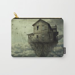 My Flying House Carry-All Pouch