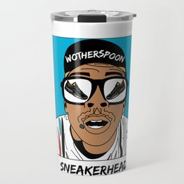 SNEAKERHEAD Travel Mug
