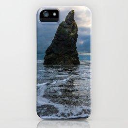 Ruby Beach Spire iPhone Case