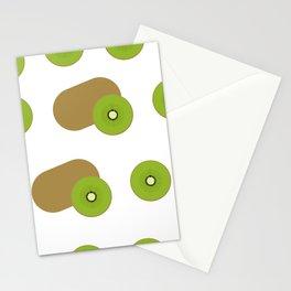 Kiwis Pattern Stationery Cards
