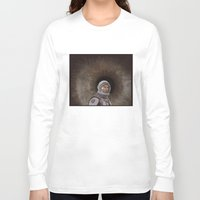 interstellar Long Sleeve T-shirts featuring INTERSTELLAR by zinakorotkova