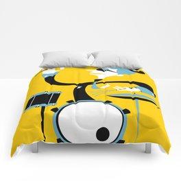 Drums Comforters