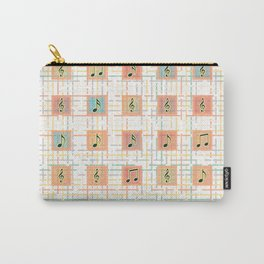 Music notes IV Carry-All Pouch