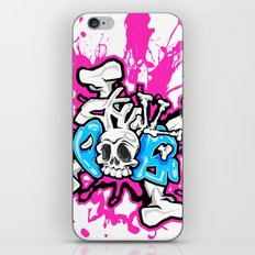 Skull Pops iPhone & iPod Skin