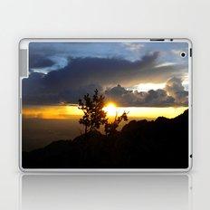 Sunset Over Albuquerque Laptop & iPad Skin