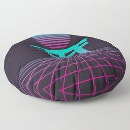 Neon Japan Floor Pillow