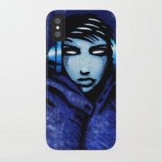 CyberGirl Slim Case iPhone X