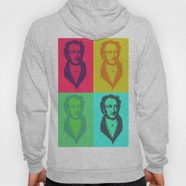 Ach du meine Goethe - Pop Art Hoody