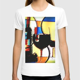 Another Glass of Wine Please T-shirt
