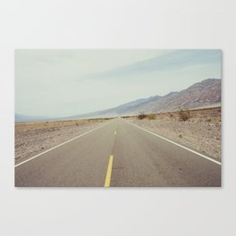 high way  Canvas Print