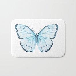Butterfly 18 Bath Mat