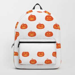 Scary Pumpkins Halloween Day Backpack