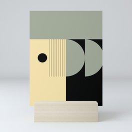 Contemporary 56  Mini Art Print