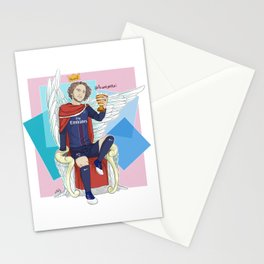 Adrien, príncipe angelical Stationery Cards