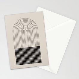 Arch Shape Stationery Cards