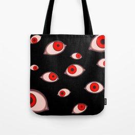 eyes Tote Bag