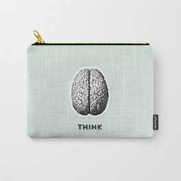 Listen Think Create Carry-All Pouch