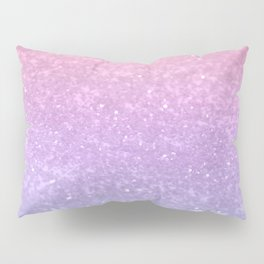 Unicorn Princess Glitter #1 (Photography) #pastel #decor #art #society6 Pillow Sham