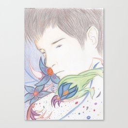 Течь. Canvas Print
