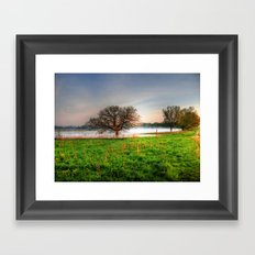 Nygren Wetlands Framed Art Print