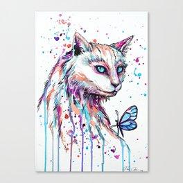 """Special guest"" Canvas Print"