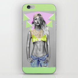+ WARPAINT + iPhone Skin