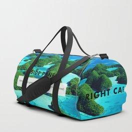 Palau Island Paradise Duffle Bag
