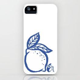 Lemondaze iPhone Case