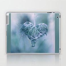 Blue Heart  Laptop & iPad Skin