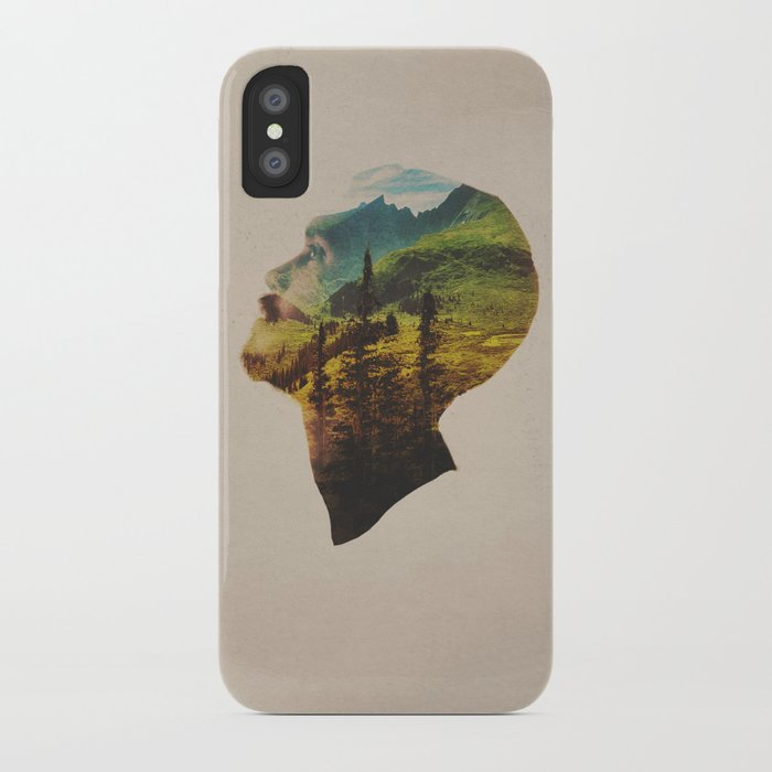 Out Of Mind iPhone Case