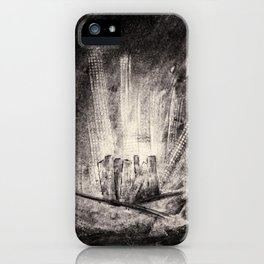 THE RIDE VINTAGE iPhone Case