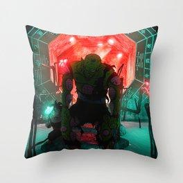 Piccolo Dragon Ball Super  Throw Pillow