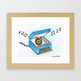 Those Oldies but Goodies   60's collection Framed Art Print