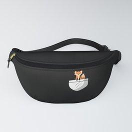 Fox Pocket Fanny Pack