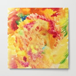 Autumn outburst Metal Print