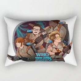 GHOSTBUSTERS 1d Rectangular Pillow