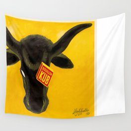Vintage poster - Bouillon Kub Wall Tapestry