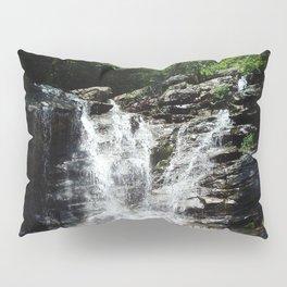 Waterfall, Glen Onoko Pillow Sham
