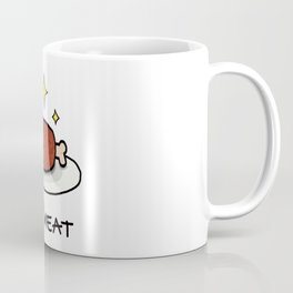 "I LOVE MEAT ""MANGA"" Coffee Mug"