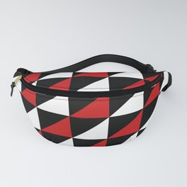 Winter Semaphore Fanny Pack