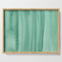 151208 18.Forest Green Serving Tray