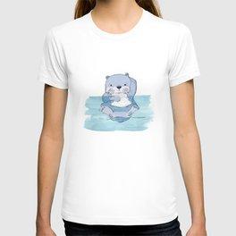 Kick Back Otter T-shirt